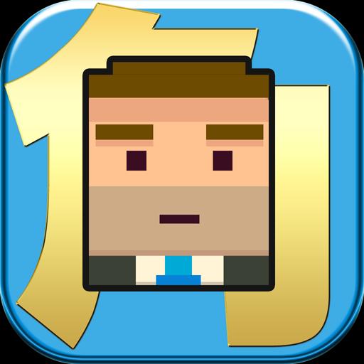 iPhone Android用無料アクションゲームアプリ KADKAD